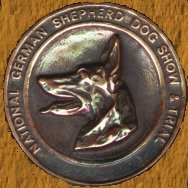 National Bronze Obedience Medal