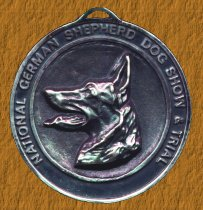 National Silver Obedience Medal